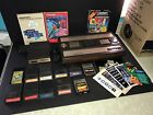 MATTEL ELECTRONICS INTELLIVISION CONSOLE W/ Intellivoice MODEL 2609 + 14 GAMES