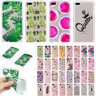 For iphone 6s 7 8 Plus X Case Ultra Slim Thin Clear Tpu Silicon Soft Back Cover