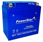 YTX14-BS Battery for Piaggio BV Tourer 500 Motorcycle Battery, 3 Year Warranty