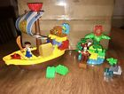 LEGO Duplo Jake's Pirate Ship Bucky (10514) -INCOMPLETE