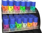12 Color Glow In The Dark Nail Lacquer Nail Polish Combo Set