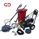 Professional Honda GX240 Pressure Washer, Hard Surface & Gutter Cleaning Tools