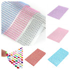 352 Self Adhesive 5 mm Stick On Gems Diamond Bling Rhinestones