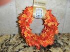 15 Artificial floral Autumn Fall Leaf Leaves Garland Greenery Roping vine