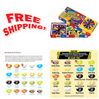 Jelly Belly Bean Boozled with Spinner Wheel Game 4th Edition 35 Ounce