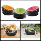 Inflatable Chair Lounge Seat Air Blow Up Couch Sofa Portable Bean Color May Vary