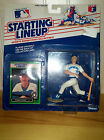 1989 KENNER STARTING LINEUP SLU MLB ROBIN YOUNT HOF MILWAUKEE BREWERS Very Rare
