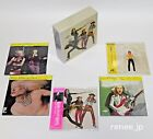 Edgar Winter, Rick Derringer, etc. / JAPAN Mini LP CD x 5 titles + PROMO BOX Set