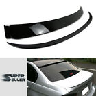 PAINTED COMBO E90 BMW A ROOF & M3 REAR BOOT TRUNK SPOILER SEDAN 3-SERIES