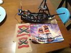 LEGO Pirate ship Imperial Flagship 6271 WITH Instructions 99% COMPLETE