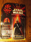 Star Wars 1998 Episode 1 Canadian edition Darth Maul figure with Commtech MOC
