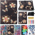 Magnetic Pattern Leather Wallet Smart Case Cover for iPad 2 3 4 5/Air 2/Mini/Pro