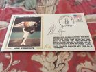 Nolan Ryan Signed 4000 Strikeouts First Day Cover
