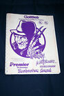 Gottlieb / Premier Freddy Nightmare on Elm St. pinball machine manual (#MAN024)