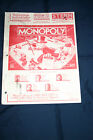 Stern Monopoly pinball machine manual (#MAN_113)