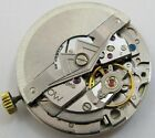 Movado 389 kingmatic Surf 28j. automatic date watch Movement & Dial for parts ..