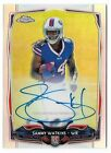 2014 Topps Chrome Mini Football Cards 51