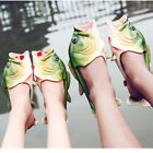 Summer Fish Style Soft Sandals Beach Slippers Casual Shoes for Women Men Kids