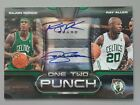 Ray Allen Rookie Cards and Memorabilia Guide 13