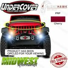 Undercover NightHawk Cherry Light Brow Fits 2011 2013 Jeep Wrangler JK