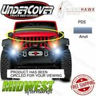 Undercover NightHawk Anvil Light Brow Fits 2013 2015 Jeep Wrangler JK