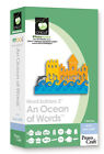NEW Cricut cartridge An Ocean of Words Retired Rare HTF Free shipping