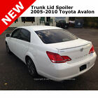 Toyota Avalon 4Dr 4 Dr 05 10 Trunk Spoiler Painted CLASSIC SILVER METALLIC 1F7