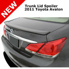 Toyota Avalon 2011 2012 4 Dr Trunk Spoiler Painted CLASSIC SILVER METALLIC 1F7