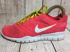 Used Womens Nike Running Athletic Shoes Size 85 Multi Color