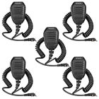 5XRetevis 2PIN Remote Speaker Microphone for888S RT5 H777 RT3 Kenwood TYT Radio