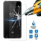 2017 Clear 9H Real Tempered Glass Screen Protector Film for Various Cell Phone