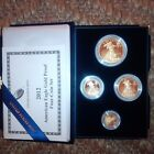 2012 American Eagle Gold Proof Four Coin Set
