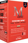 CLEARANCE Mdrive Prime Testosterone Booster supplement with DHEA, KSM-66 Chromax
