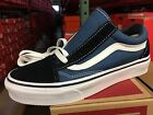VANS UNISEX OLD SKOOL NAVY VN000D3HNVY 4 ONLY