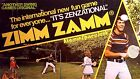 ZIMM ZAMM TETHER TENNIS ORIGINAL SWING GAMES OUTDOOR TOY VINTAGE 1970's ZIM ZAM