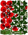 Wall Deco Sticker ROSES 174 PS58019 M