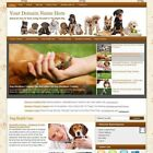 Online Dog Training Business Website For Sale Earn Money At Home Free Hosting