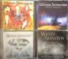 Wicked Sensation- Reflected, Exceptional, Crystallized, Adrenaline Rush (4 CD)