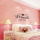 Great Princess Removable Wall Sticker Girls Bedroom Decor Baby Room Decal Art x1