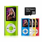 MYMAHDI - Digital, Compact and Portable MP3 / MP4 Player ( Max support 64 GB
