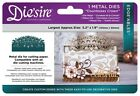 Crafters Companion Diesire Edgeables Metal Dies Countesses Crown