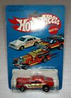 HOT WHEELS 67 CAMARO 3913 1982 HONG KONG NEW