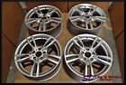 18 BMW 3 Series F30 ActiveHybrid Staggered Wheels Rims OEM 7845880 7845881