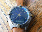 SUPER SALE Eddie Bauer dual time watch with fresh battery
