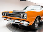 1969 Plymouth Road Runner Numbers Matching 383 V8 1969 Plymouth Road Runner 383 V8 Numbers Matching Power Steering Dual Exhaust