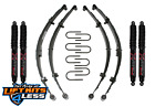 Skyjacke 2 Lift Kit w Black Max Shock for 1976 1983 Jeep CJ5 1981 85 Scrambler