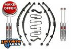Skyjacker J34K M 35 Lift Kit w M95 Shocks for 1955 1975 Jeep CJ5 CJ6 Gas