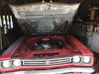 1969 Plymouth Road Runner 1969 Plymouth Road Runner Numbers Matching Plus Many Extras