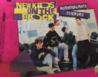 New Kids on the Block Collector Sticker pack