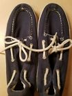 Mens boat shoes size 10 St Johns Bay